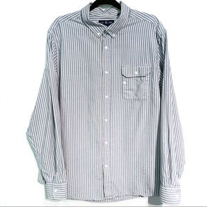 Five Four by Mark Mcnairy Casual Button Down 2X